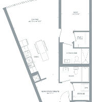 Liberty Central Floor Plan